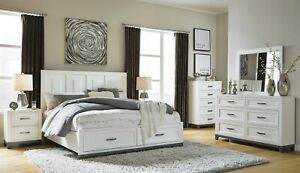 ashley furniture white bedroom