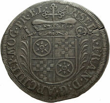 1693 GERMANY German States MAINZ Archbishop Anselm Franz Silver Coin i74584