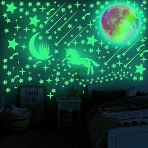 stickers phosphorescent pour la maison