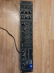 rack mount mixer products for sale ebay