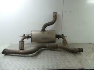 complete exhaust systems for 2012 ford