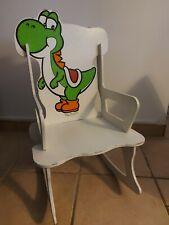 chaise a bascule enfant en vente ebay