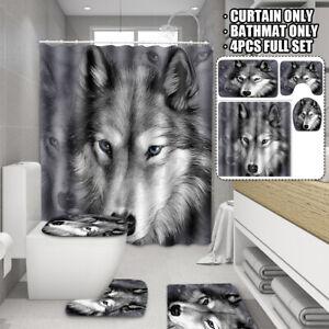 wolf bathroom for sale ebay