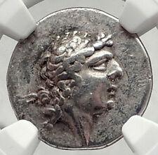 ARIARATHES IX son of Mithdates VI Pontus Cappadocia Silver Greek Coin NGC i72832