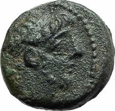 ANTIOCHOS IX Kyzikenos Authentic Ancient Seleukid Greek Coin Thunderbolt i75705