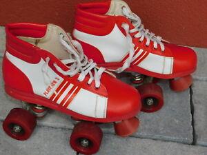 patins a roulettes vintage dans rollers