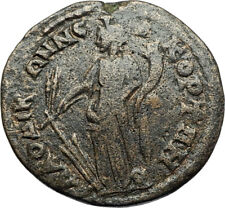 CARACALLA Authentic Ancient Laodicea ad Lycum Phrygia Roman Coin w TYCHE i71039