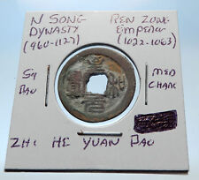 1022AD CHINESE Northern Song Dynasty Antique REN ZONG Cash Coin of CHINA i72713