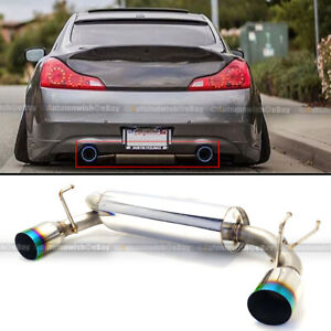 exhaust systems for 2004 infiniti g35