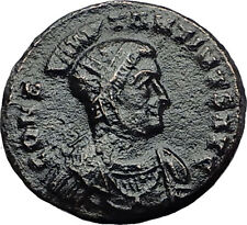 Constantine I The Great  Poss Unpublished Ancient Roman Coin Victories i60130