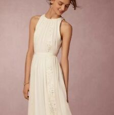 Lace BHLDN Wedding Dresses for sale   eBay SALE NWT SOLD OUT BHLDN Bailey 44 CHANDLER Lace Ivory Off White Sz Sm MSRP   295