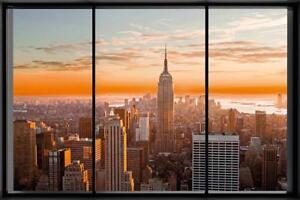 new york skyline poster gunstig kaufen