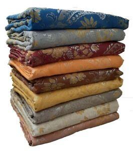 Se state riflettendo su come attualizzare la tappezzeria del vostro sofà, nello scegliere i tessuti per divani, non dimenticate che le tinte unite sono in. Tessuti E Stoffe Per Hobby Creativi Acquisti Online Su Ebay