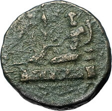 ODESSOS in THRACE 281BC Authentic Ancient Greek Coin w YOUTH & GREAT GOD i68356