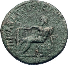 ANTONINUS PIUS 138AD Unpublished Epiphanea Cilicia Ancient Roman Coin i73710