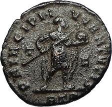 CONSTANTINE II Jr Authentic Ancient Genuine Original 317AD Roman Coin i67478