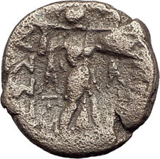 LARISSA Thessaly Ancient Greek Coin for THESSALIAN LEAGUE - APOLLO ATHENA i64560