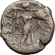 LARISSA Thessaly Ancient Greek Coin for THESSALIAN LEAGUE - APOLLO ATHENA i64560