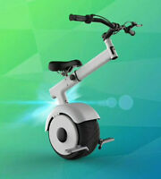 HX 800w/60v Electric One Wheel Self Balance Motorcycle Vehicle