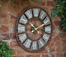 Wall Clocks With Large Display For Sale Ebay