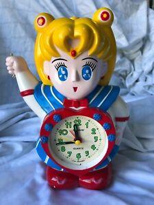 Sailor Moon Clock For Ebay