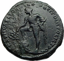 GORDIAN III 238AD Nicopolis ad Istrum Authentic Ancient Roman Coin HERMES i74886