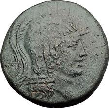 AMISOS in PONTUS MITHRADATES VI the GREAT Time Perseus Medusa Greek Coin i64517