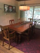 Thomasville Oak Dining Furniture Sets EBay