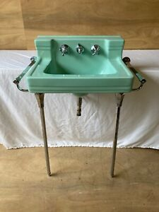 1950s antique plumbing fixtures for