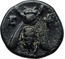 EPHESOS in IONIA Genuine 387BC Bee Female Authentic Ancient Greek Coin i70389