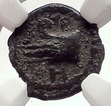 HEROD ARCHELAUS GREAT's son Biblical JERUSALEM Jewish Ancient Greek Coin i70978