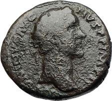 ANTONINUS PIUS 138AD  Dupondius Authentic Ancient Roman Coin Aequitas i71221