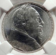 1932 SWEDEN Gustaf V Adolf for GUSTAF II ADOLF Silver Swedish Coin NGC i73894