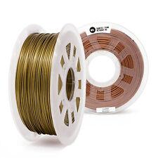 Gizmo Dorks Metal Fill Bronze or Copper 3D Printer Filament 1 kg for 3D Printing