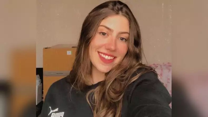 Giulia Lima Bartelli was only 20 years old and attending 2