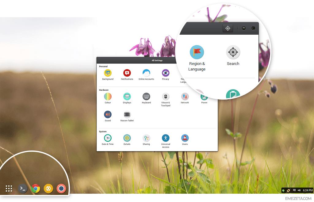 Evolve OS: Una distribución de GNU/Linux que dará que hablar