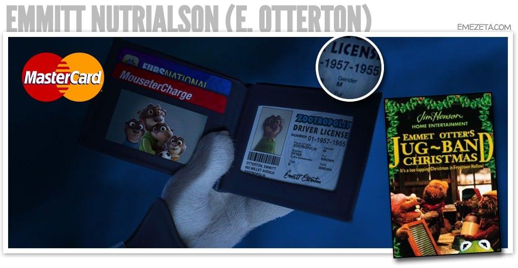 Emmitt Nutrialson (Emmitt Otterton)