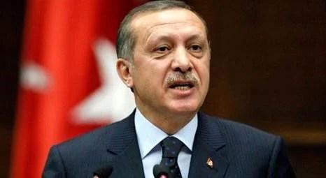 Tayyip Erdoğan Kürsü Konuşması