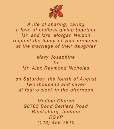 25 Wedding Invitation Quotes To Write On Your