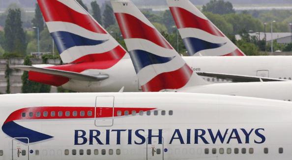 英航4000機師大罷工 近1600航班取消