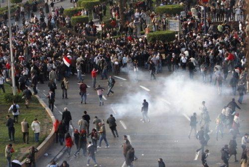 2011年埃及革命