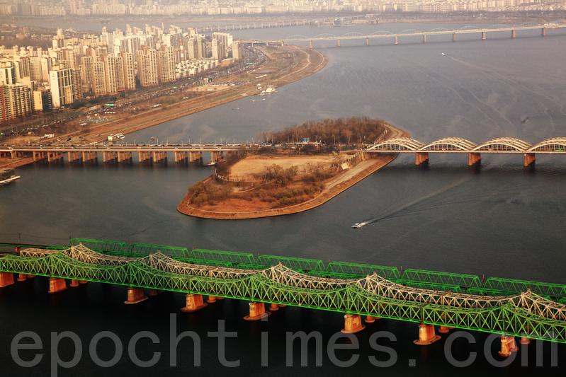 組圖:韓國的母親河 漢江 | 大紀元