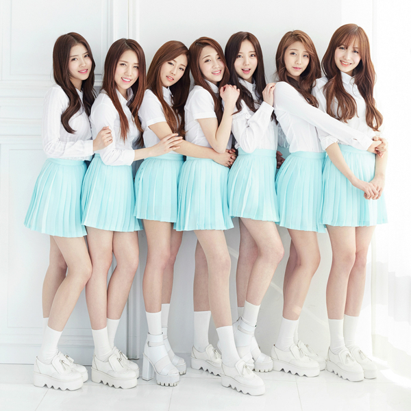 韓女團Lovelyz預告回歸 公開團體形象照 | 大紀元