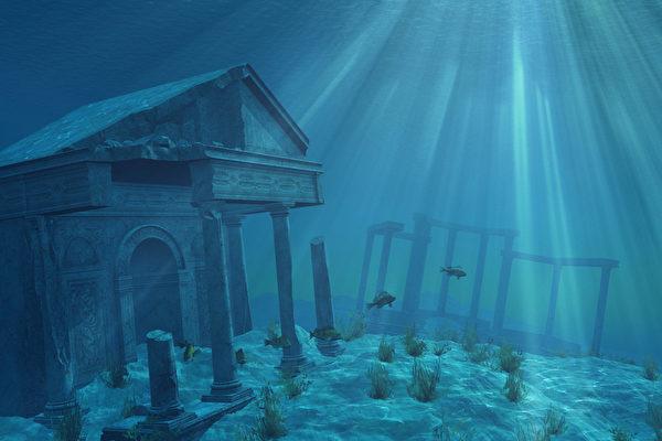 亞特蘭蒂斯是一個傳說中高度文明的國度,有著華麗的宮殿和神廟、祭祀用的巨大神壇、數不清的財富。(fotolia)