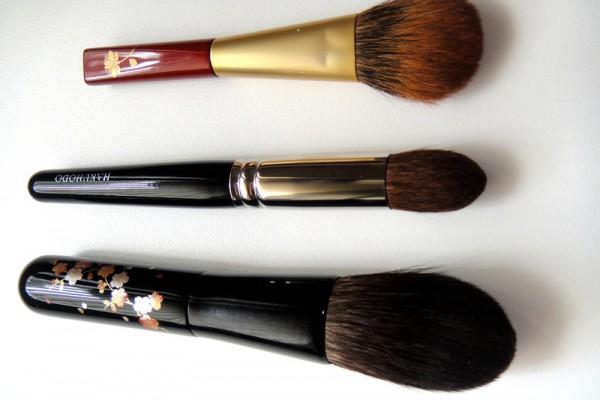扮靚不可或缺的工具:化妝筆 | 日本 化妝 打扮 | 大紀元