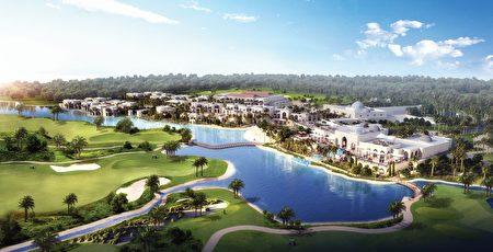 迪拜,这个曾经的海边渔村,正在以无数的世界第一不断刷新世人对奢华的认知!(图片由达马克地产提供)