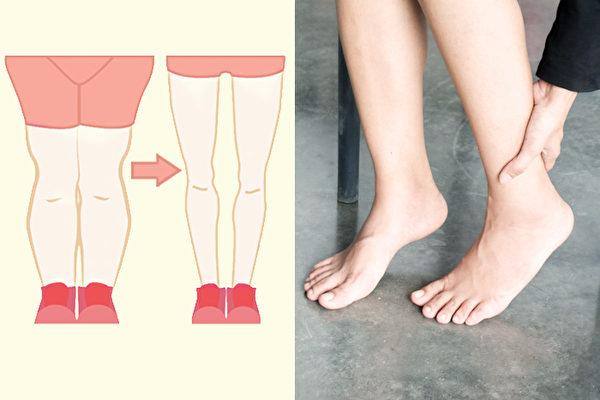 按一個穴位消水腫!中醫推薦的4大脾經穴位 | 下肢水腫 | 婦科疾病 | 調養脾胃 | 大紀元