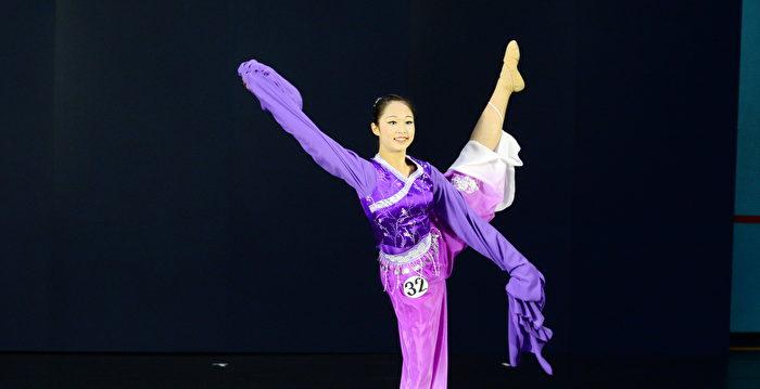 古典舞弘傳統文化 青女選手感恩獲升華 | 全世界中國古典舞大賽 | 大紀元