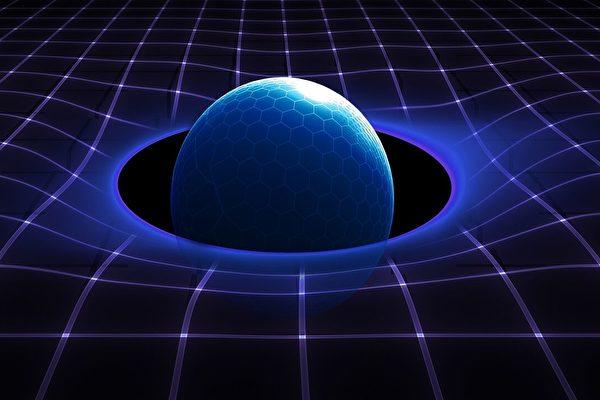 新研究將時空也量子化 黑洞「奇點」悖論有解 | 大紀元