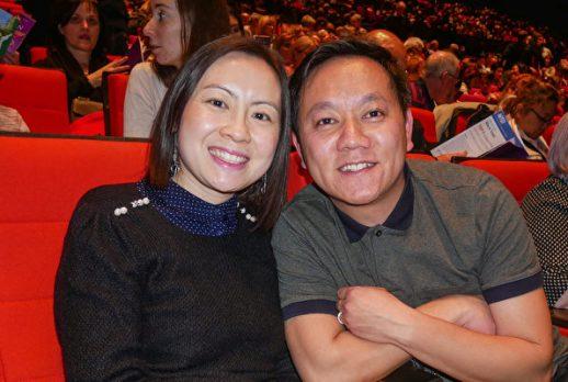 神韻復興中國傳統文化 亞裔公司經理讚佩